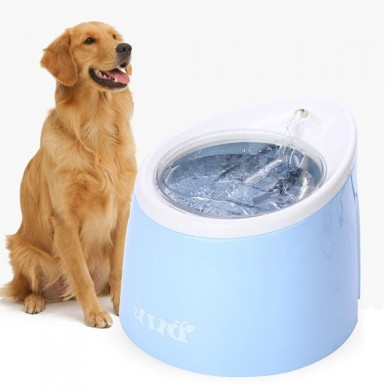 Pet Fountain Alimentateur d'eau Chien Cat Fountain Water Feeder Bowl Pet Supplies