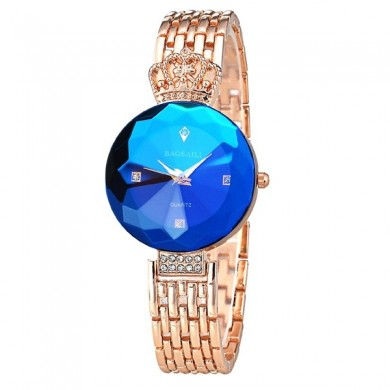 BAOSAILI Luxury Imperial Crown Ladies Dress Bracelet Watch Fashion Women Quartz Watch