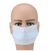 50PCS Dust-Proof Mouth Face Mask Disposable Personal Protection 4 Color Option