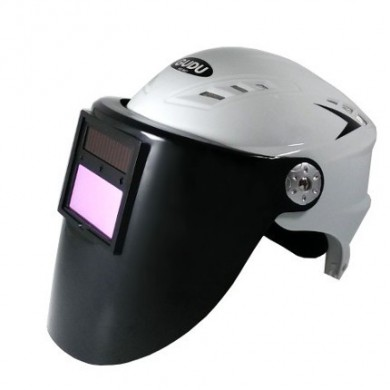 Luz Variable Automática Mascara Solar Soldadura Ligera Variable Mascara Casco de Protección TIG
