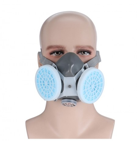 Safurance Anti Dust Respirator Mask Filter Polishing Industrial Paint Spraying Decorate Protective Mask Workplace Safety