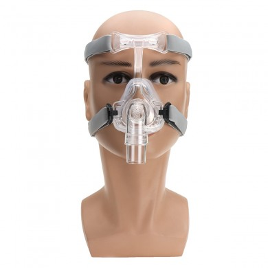 NM2 Nasal Pillows CPAP Face Mask Headgear Kit Bi-level Interface Sleep Snore Strap