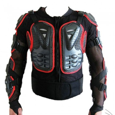 Moto Off Road Racing Armure de protection Jacket Gear