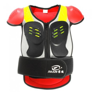 Children Protective Armor Kids Football Riding Gears Electric Scooter Sport Body Vest Jacket S M L