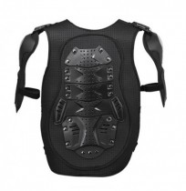 Motocross Racing Motorcycle Body Protective Armor Chest Protector Back Armor Metal Gear