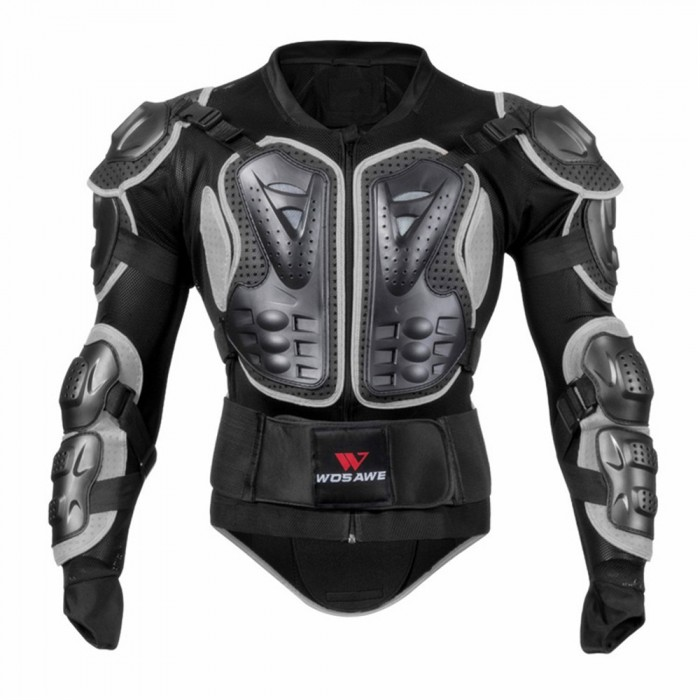 Motocicletta Armor Motocross Jacket Protector Chest Back Protective Safety Gear