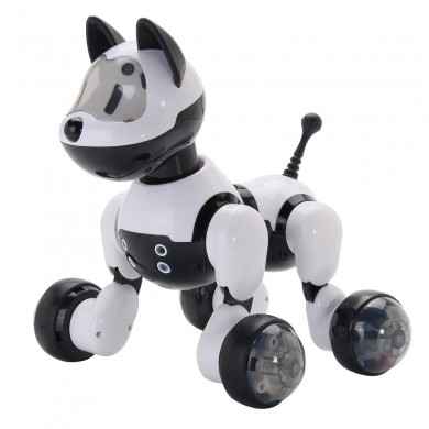 Intelligent Electronic Pet Robot Dog Kids Walking Puppy Action Toys Kid Gift