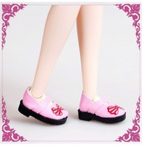 BBGirl BJD Doll Boots Shoes 30mm DIY Doll  Accessories Toy