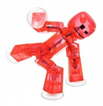 Stikbot Sucker Suction Cup Funny Deformable Sticky Robot Toy Figure Toy