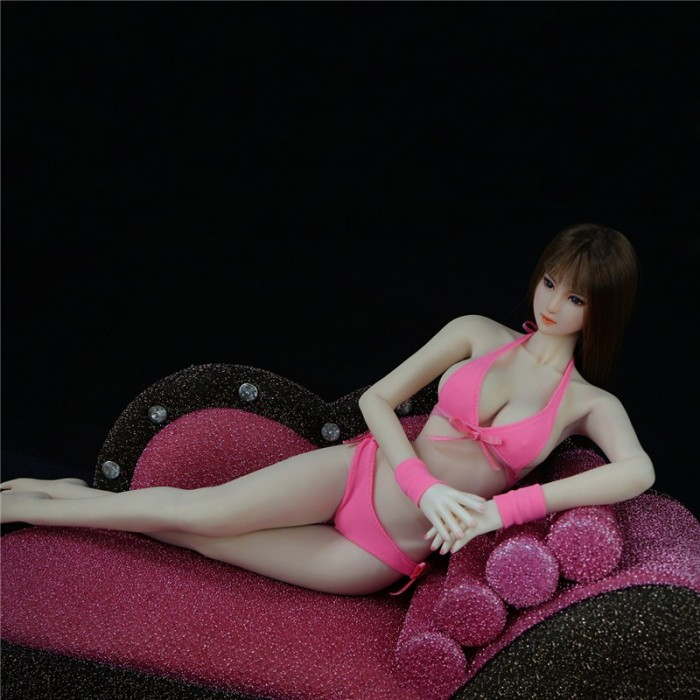 1/6 12inch Pink bikini BJD Doll Dress Fashion Clothes DIY Accessories Toy