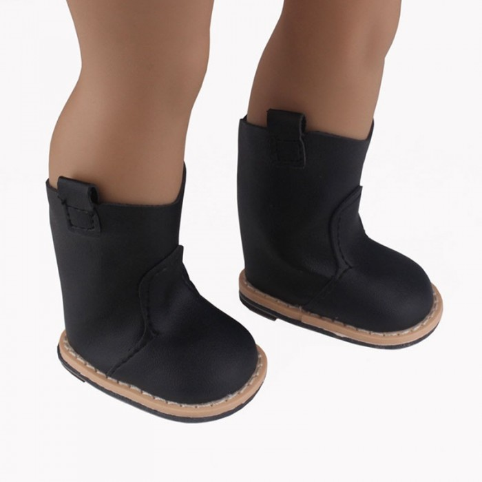 Fashion Classic Boot Doll Shoes Accessories Accessori per bambola BJD da 18 pollici