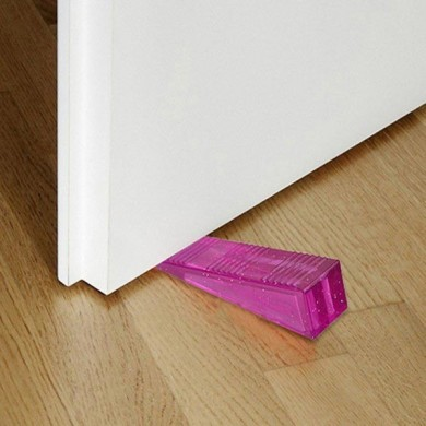 Rubber Baby Door Stopper Safety Protection Products For Children