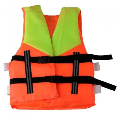Children Kids Foam Life Jacket Vest Swimwear Youth Boy Girl Swimming Boating