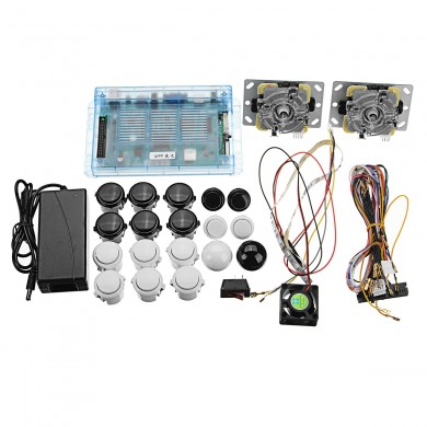 1299 in 1 Dual Player Mother Board Push Button Kit for Pandora's Box 5S Arcade Game Console DIY