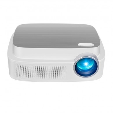 E-Jiale Q7 Projector 3300 Lumens LCD Smart Projector