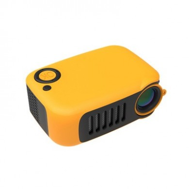Mini Portable Handheld Projector Household High Definition 1080 Functional Projector