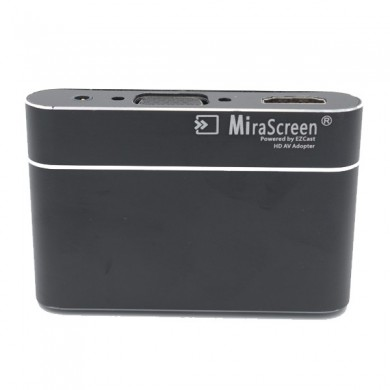 Mirascreen X6SE 1080P HD Videokonverter Fernsehanzeige Dongle Stick