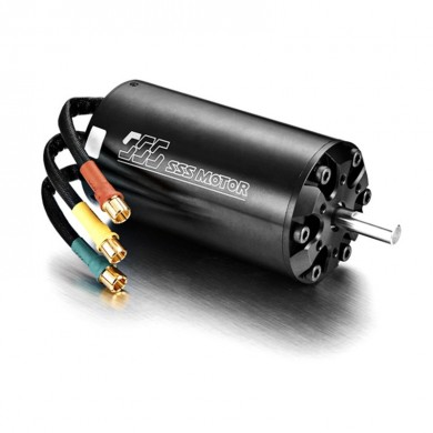SSS 5694 / 1200KV Brushless Motor 6 Pólos W / O Water CoolingFor RC Boat Parts Surfboard