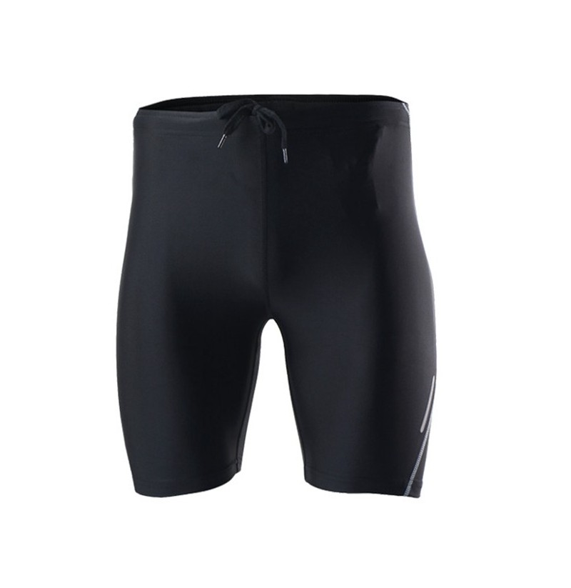 ARSUXEO Mens Running Shorts Compression Tights Base Layer Underwear Shorts Bicycle Leggings (Size(US): M) фото