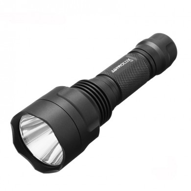 Astrolux C8 LED Flashlight Shell Host Flashlight Accessories For DIY
