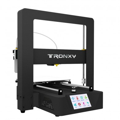 TRONXY® X6A Metal 3D Printer 220x220x220mm Printing Size With 3.5inch Touch Screen/Auto-Leveling/Power Resume/Filament Run Out D