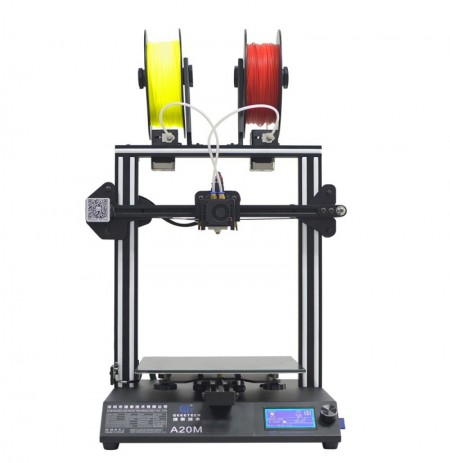 Geeetech® A20M Mix-color 3D Printer 255x255x255mm Printing Size With Filament Detector/Power Resume/Superplate Hotbed/Modular De
