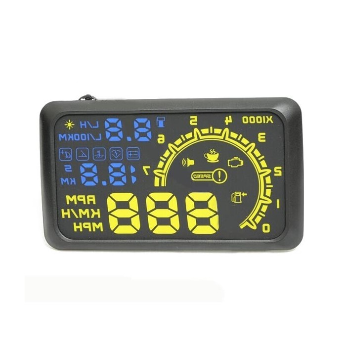 The Fourth Generation ActiSafety HUD Head Up Display OBD2 Interface