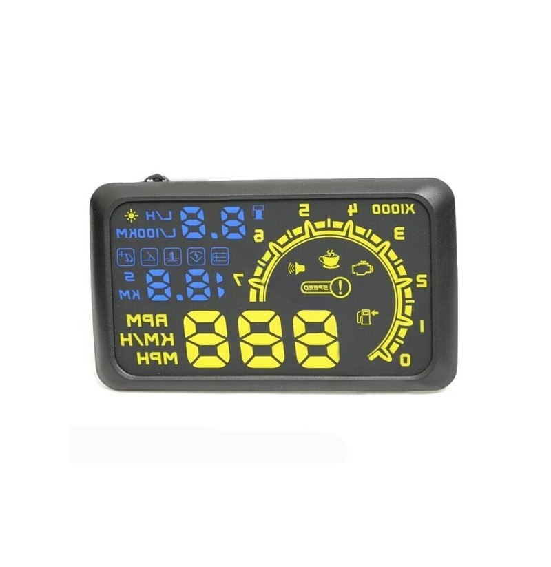 the fourth generation actisafety hud head up display obd2. Black Bedroom Furniture Sets. Home Design Ideas