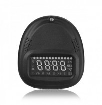 A1 2inch GPS Head Up Display Vehicle System Speedometer with Overspeed Alarm