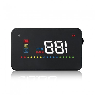 iMars A200 HUD OBDII EUOBD Display Nano-technology Overspeed Warning System Projector