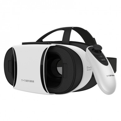Original Baofeng Mojing 4S VR Rio 3D Realidad Virtual Gafas Para IOS iPhone