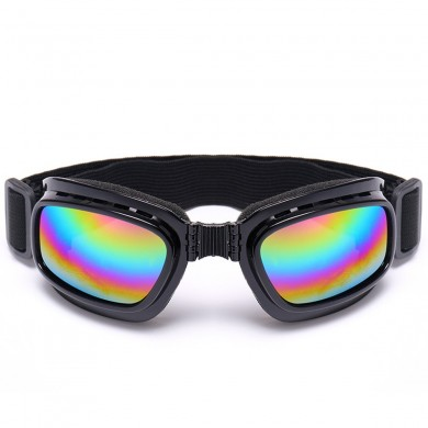 Foldable Motorcycle Glasses Off Road Racing Eyewear Skiing Goggles Snowboard