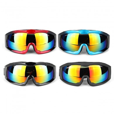 OPOLLY 904 Motocycle Skiing Goggles Unisex Windproof Dustproof Glasses  4color