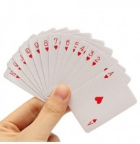 Small Mini Miniature Travel Pocket Playing Poker Cards
