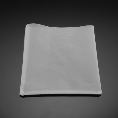 10Pcs 11x11cm Rosin Extracción Heat Press Filter Bolsa Nylon 37 Micrón Blanco