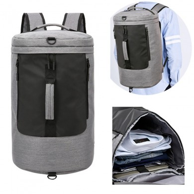 Mens Travel Bag Duffle Bag Large Capacity Gym With Separate Shoes Compartment Luggage Storage Container