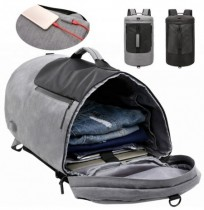 Mens Travel Bag Duffle Bag Large Capacity Gym With Separate Shoes