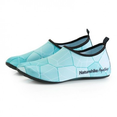 Naturehike Женское Breathable Comfortable Snorkeling Water Shoes Quick Dry Wading Swimming Пляжный Обувь