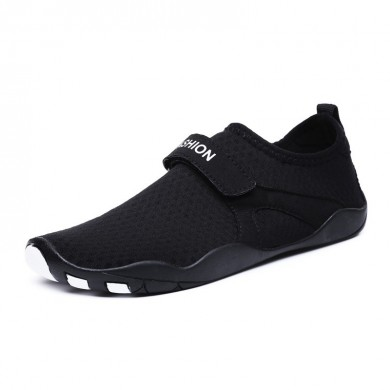 Summer Men Slip-on Swimming Seaside Sport Yoga Shoes Breathable Lightweigt Couple Beach Water Shoes