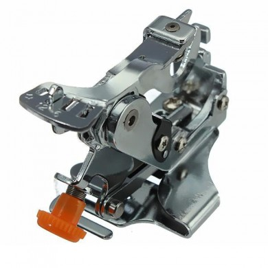 KCASA Details about Ruffler Presser Foot for Brother Singer Kenmore Elna Low Shank Sewing Machine
