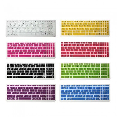 Cover Protector Keyboard Skin for 15.6 Inch ASUS R510 R510CA R510LA