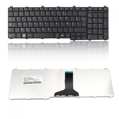 French Laptop Keyboard for Toshiba Satellite Pro C660 C660D