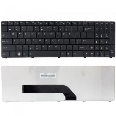 US Laptop Replacement Keyboard for ASUS K50 K50A K50C K50I P50IJ
