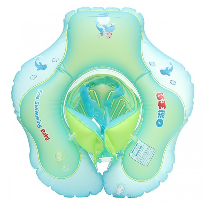 Baby Waist Inflatable Swimming Ring Swim Pool Water Float Toy Bath Pool Trainer