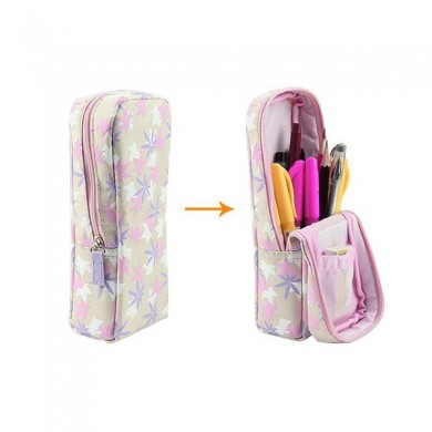 WAN PC-30 Pencil Case Pencil Holders Portacellulare Container Studenti Forniture da cartone Sack Pen