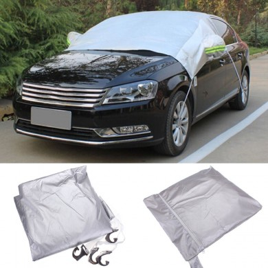 Magnet Car Wind Shield Cover Prevent Snow Ice Sun Protection anti-givre