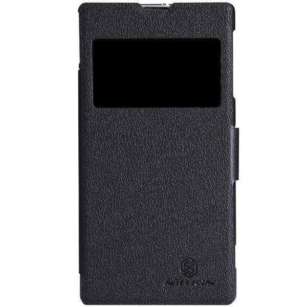 NILLKIN Fresh Series Leather Case For Sony L39U