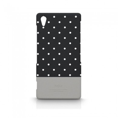 Kajsa Fashion Polka Dot Design Case Cover For SONY Z2