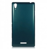 Metallic Paint Design Protective Case For Sony Xperia T3