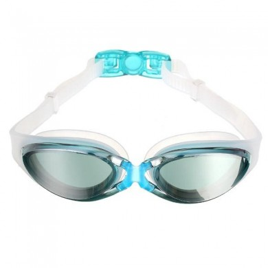 Anti Fog Swim Goggles Adult Swimming Glasses Waterproof Eyewear Large Frame Lens Water Sports